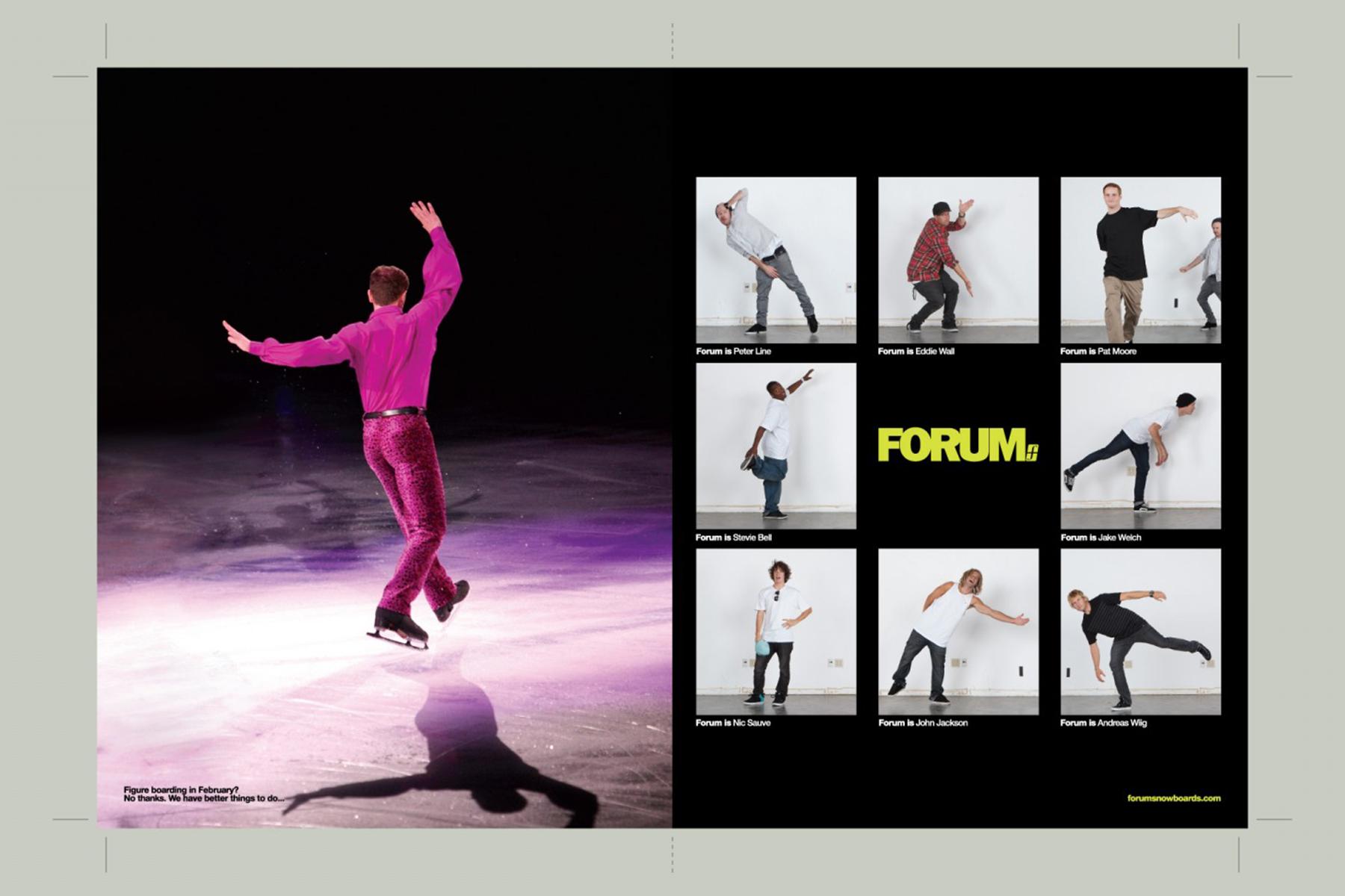 Forum Ad Series