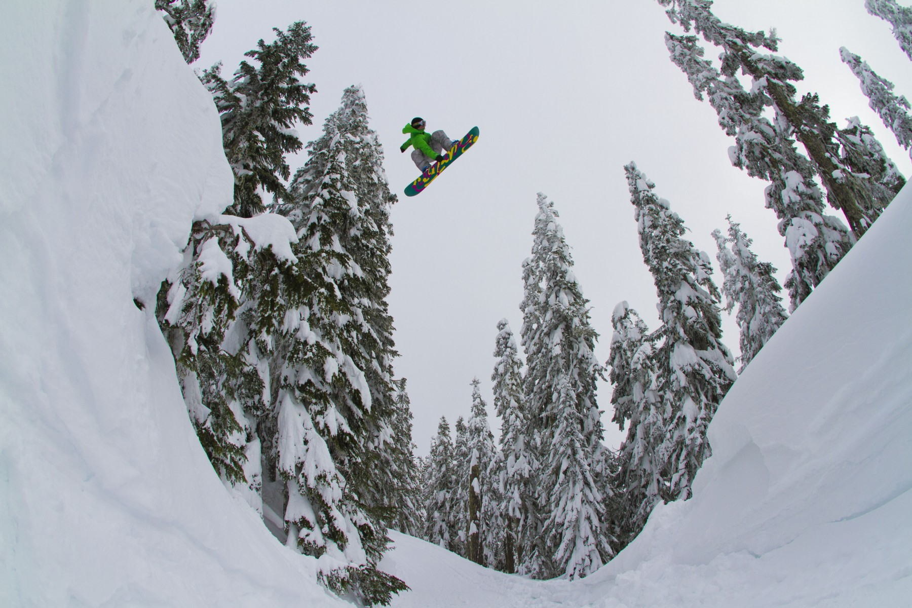 Rider:Kimmy Fasani. Photo Credit: Dean Blotto Gray. Courtesy of Burton.
