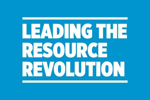 The Resource Revolution