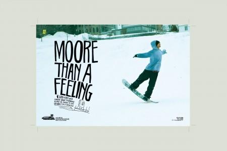 Forum Snowboards 2012 print ad