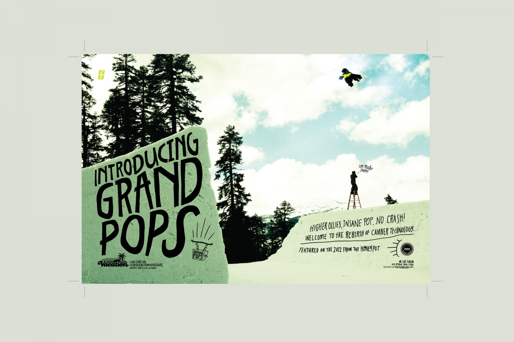 2012 Ad Series
