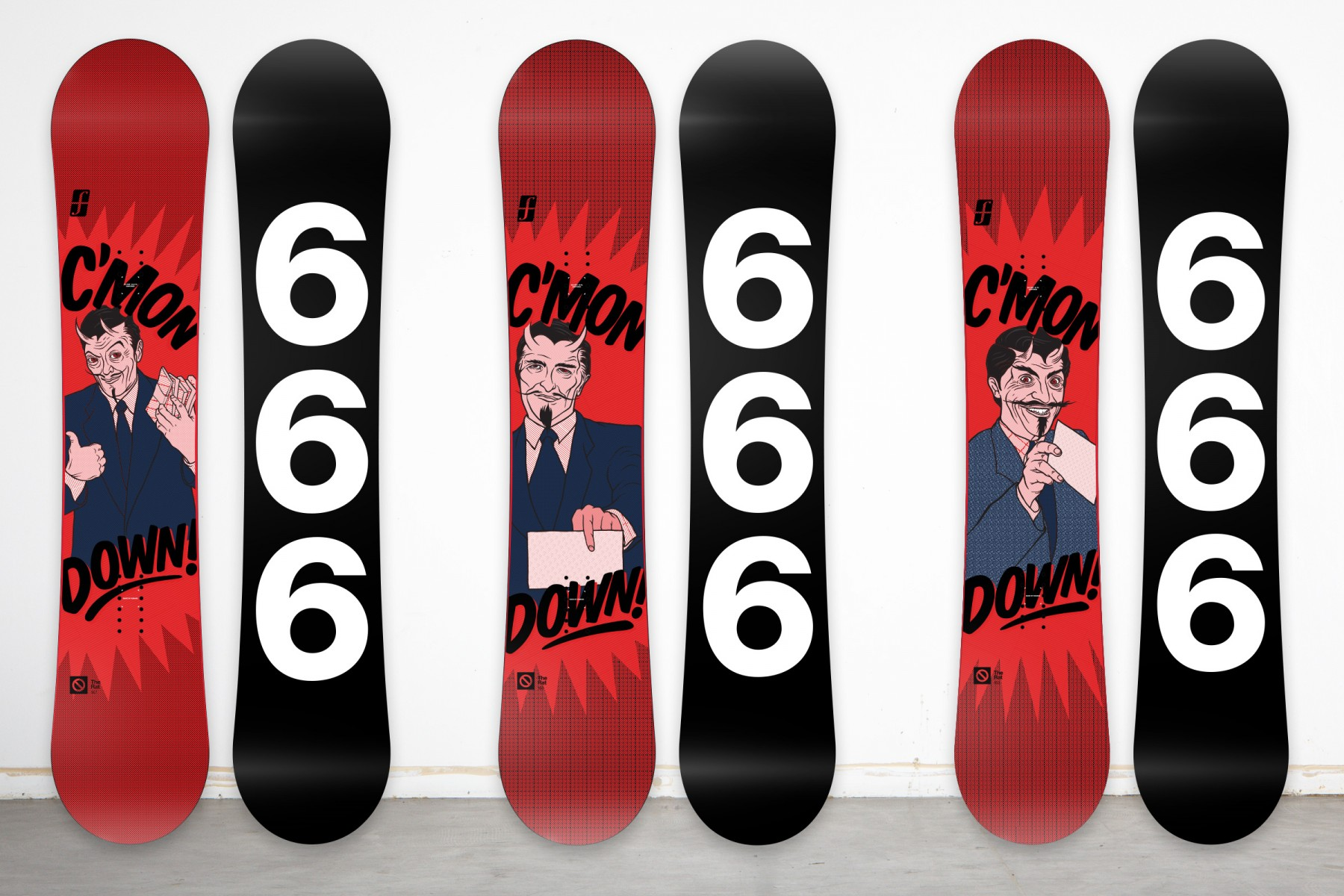2013 Boards