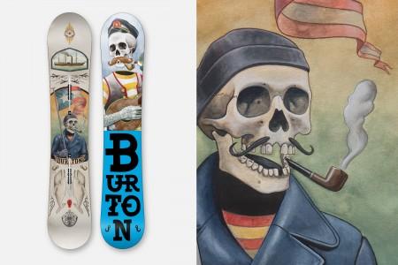 2014 Burton Boards - Burton