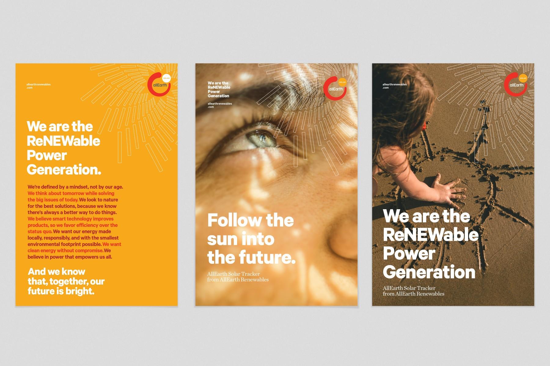 AllEarth Renewable's Creative Platform