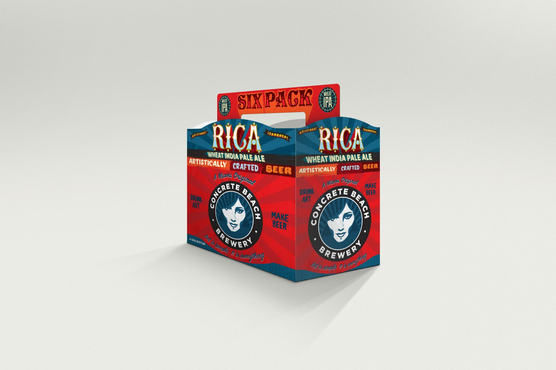 Rica 6-pack