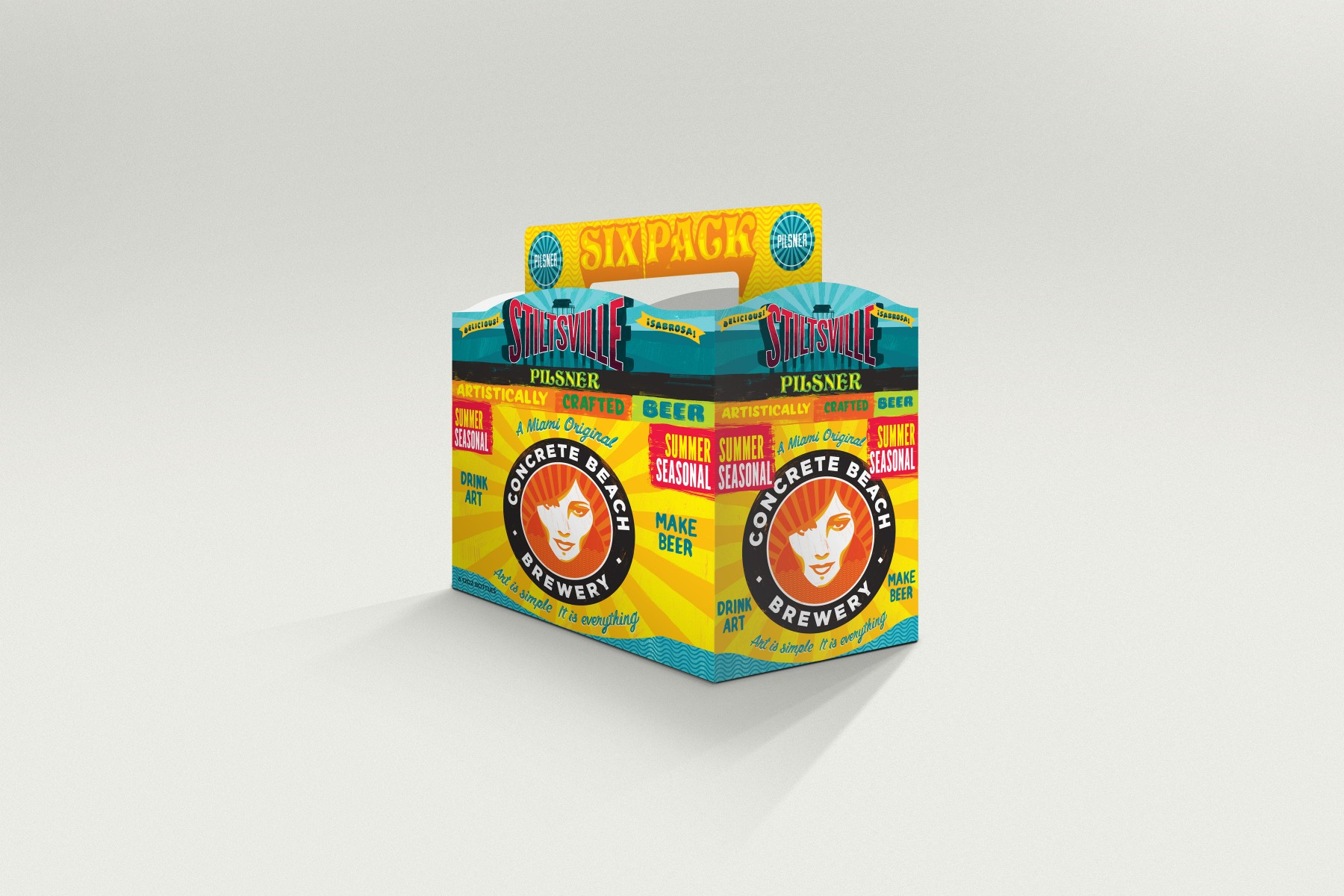 Stiltsville 6-pack