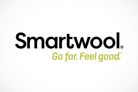 Smartwool wordmark and brandline