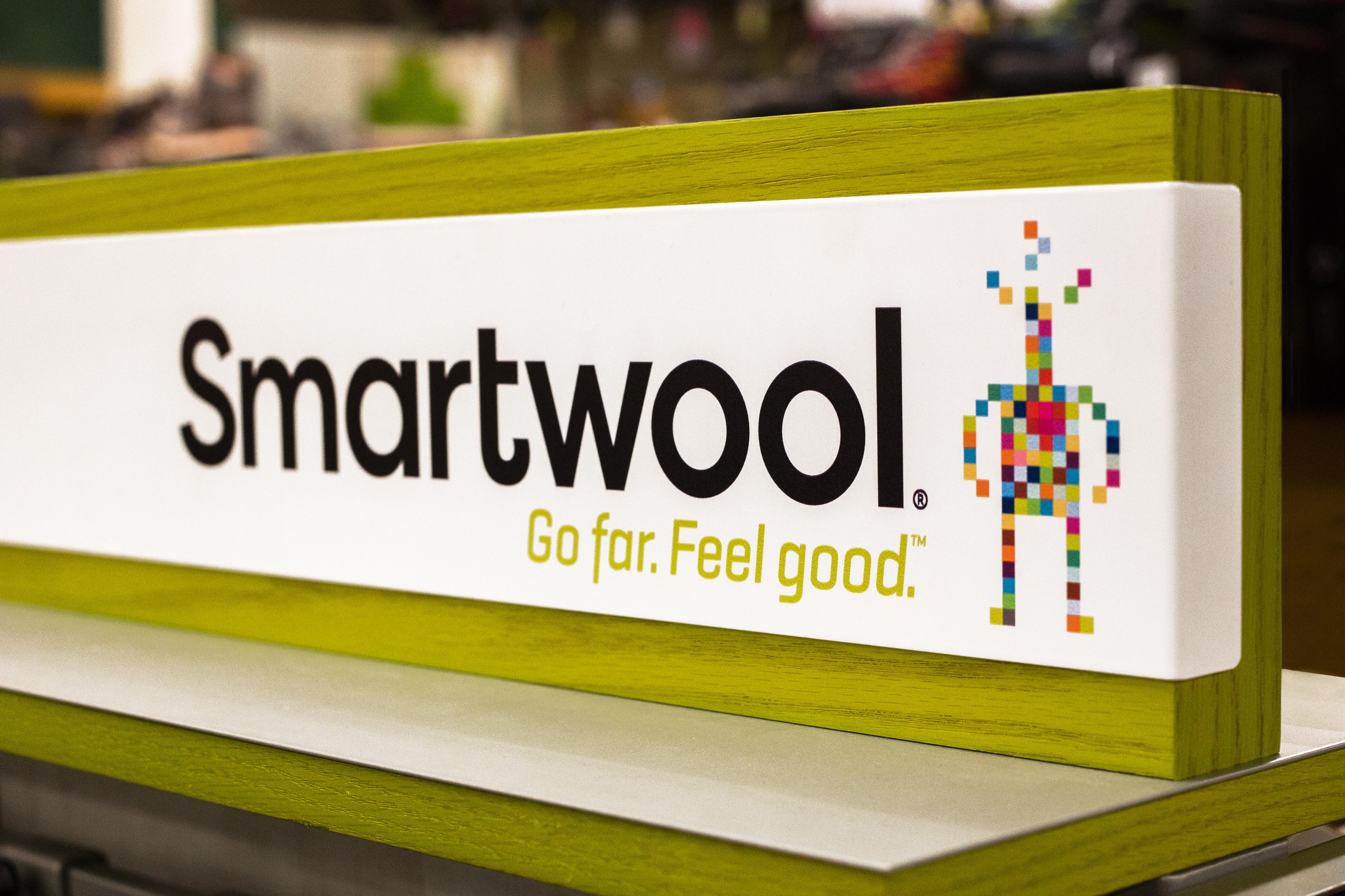 Smartwool Logo Design