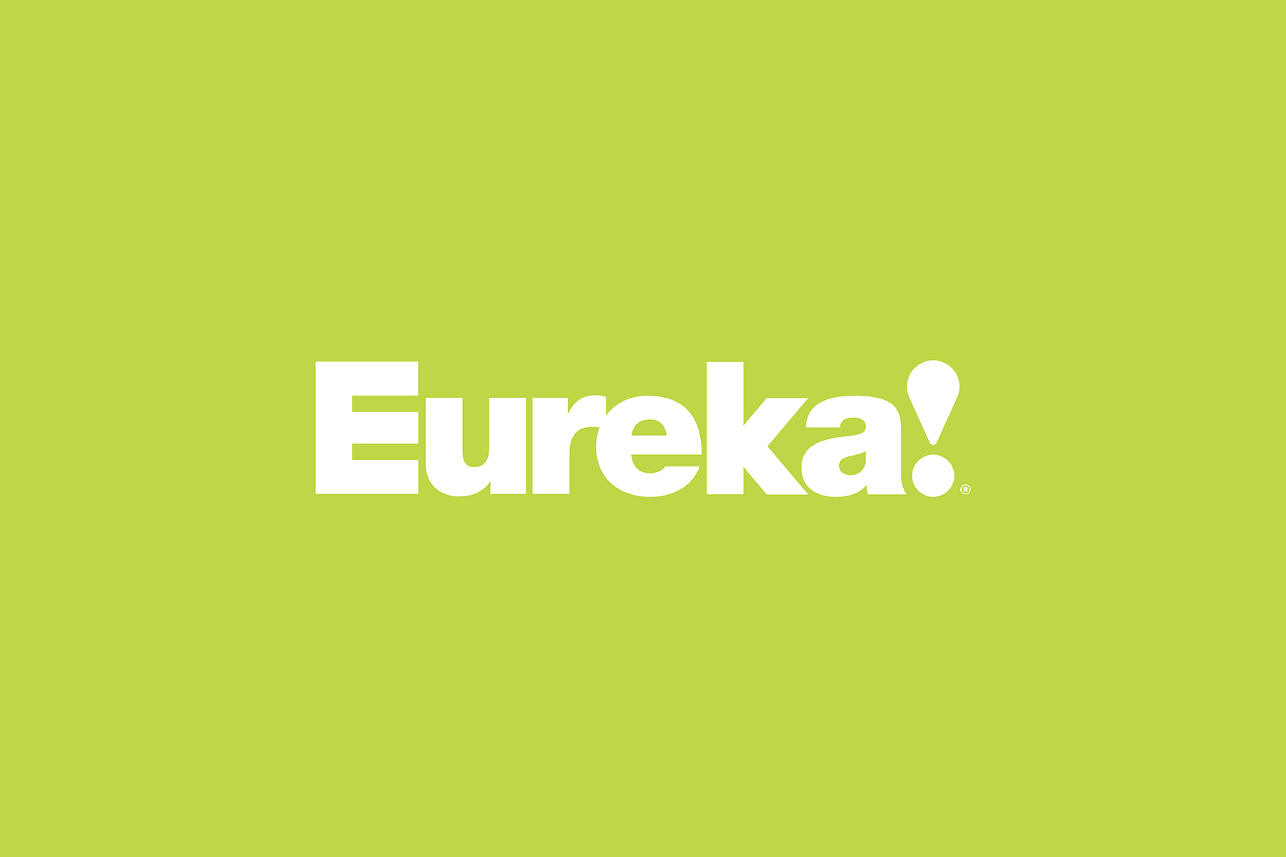 Eureka! Brand Evolution