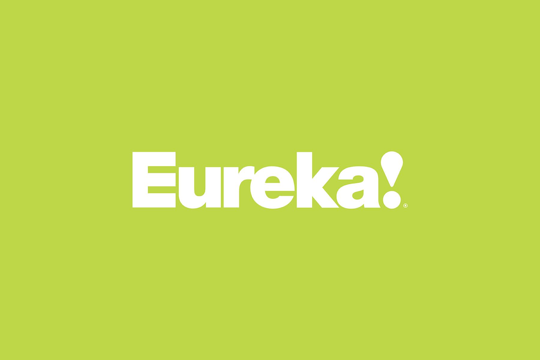 Eureka! Brand Evolution