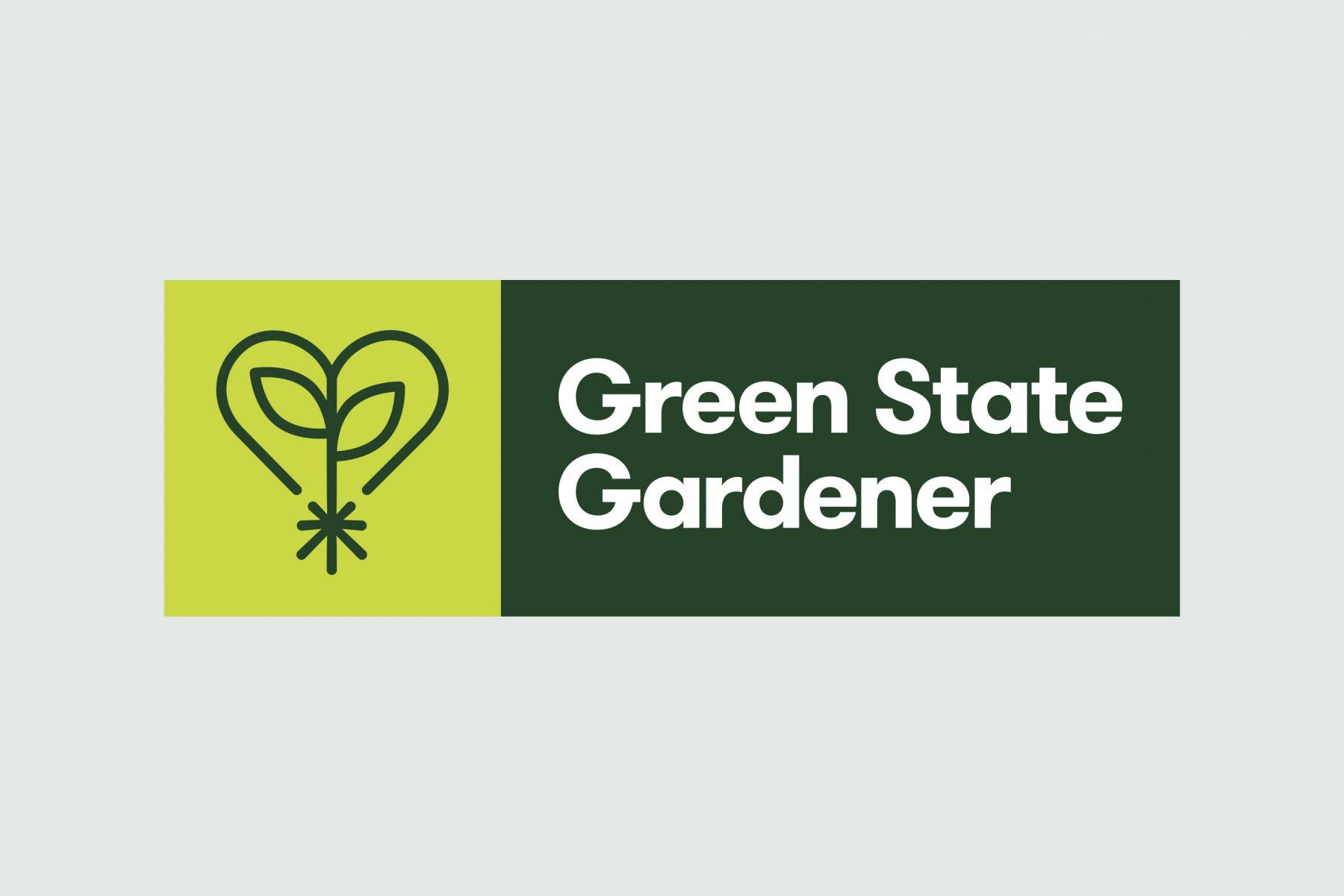 Green State Gardener Brand Identity
