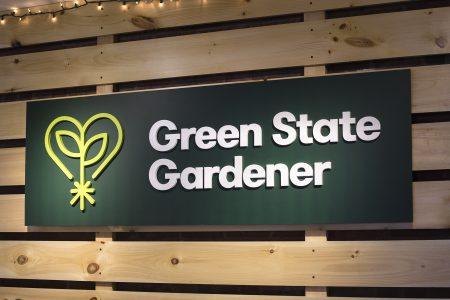 Green State Gardener Brand Identity - Green State Gardener