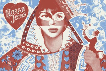 Norah Jones Poster - Higher Ground