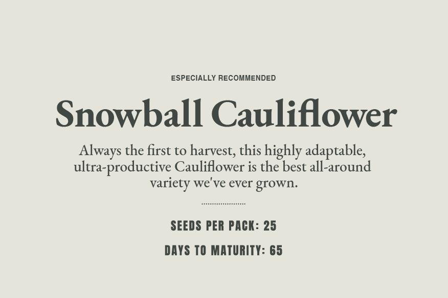 Landreth's Seeds